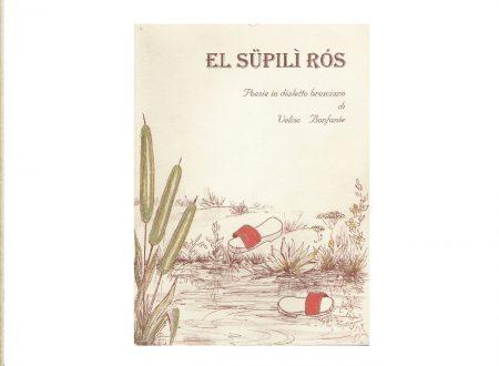 El supilì ros – Lo zoccoletto rosso – raccolta di poesie dialetto bresciano con traduzione in italiano
