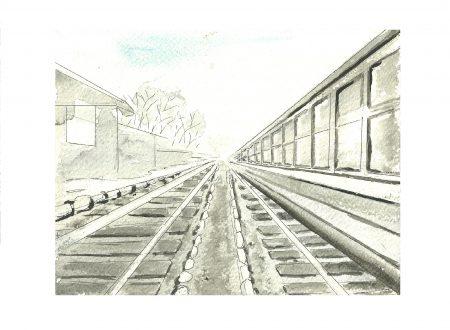 El treno – poesia in dialetto bresciano con traduzione in italiano