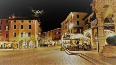 Nòt a Dezensà – Notte a Desenzano – poesia di Velise Bonfante in dialetto bresciano con traduzione in italiano e in inglese