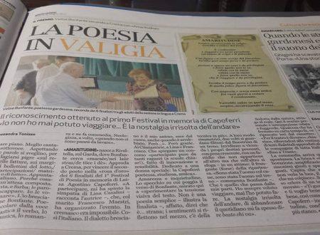 Poesia in italiano – riconoscimenti
