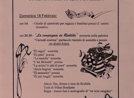 El cagnì – Il cagnolino – Sketch in dialetto Bresciano con traduzione letterale in italiano