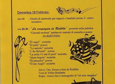 La zia Maddalena – sketch in dialetto Bresciano con traduzione letterale in Italiano