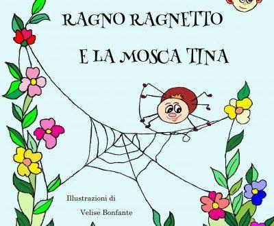 Ragno ragnetto e la mosca Tina